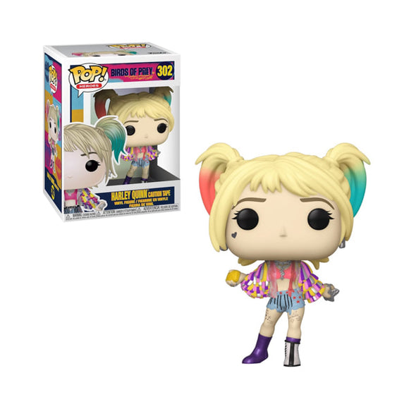 Pop! Heroes: Birds of Prey - Harley Quinn [Caution Tape]