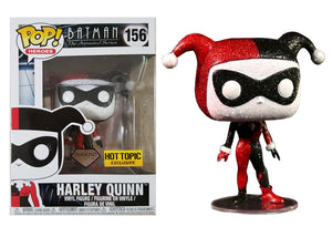 Pop! Heroes: Batman The Animated Series - Harley Quinn [Diamond] (Hot Topic Exclusive) - Mom's Basement Collectibles