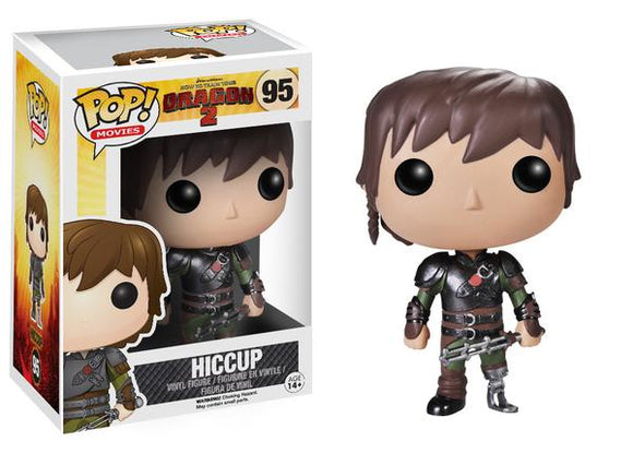 Pop! Movies: How to Train Your Dragon 2 - Hiccup - Mom's Basement Collectibles