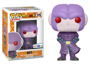 Pop! Animation: Dragon Ball Super - Hit (Toys R Us Exclusive) - Mom's Basement Collectibles