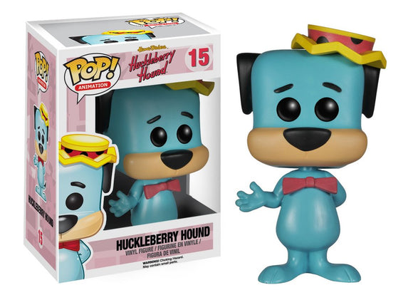 Pop! Animation - Huckleberry Hound - Mom's Basement Collectibles
