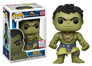 Pop! Marvel: Thor Ragnarok - Hulk (Fall Convention Exclusive 2017) - Mom's Basement Collectibles