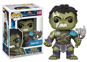 Pop! Marvel: Thor: Ragnarok - Hulk (Walmart Exclusive) - Mom's Basement Collectibles