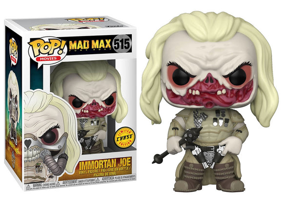 Pop! Movies: Mad Max Fury Road: Immortan Joe (Chase) - Mom's Basement Collectibles