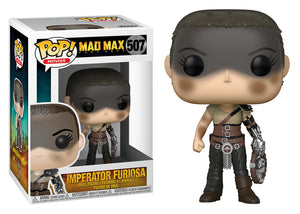 Pop! Movies: Mad Max Fury Road: Imperator Furiosa - Mom's Basement Collectibles