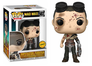 Pop! Movies: Mad Max Fury Road: Imperator Furiosa (Chase) - Mom's Basement Collectibles