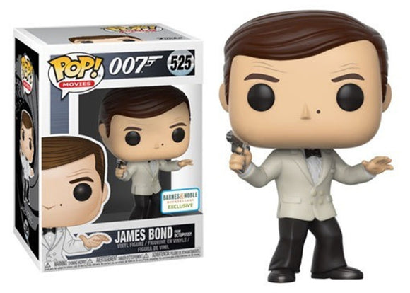 Pop! Movies: 007 - James Bond [Octopussy] (Barnes & Noble Exclusive) - Mom's Basement Collectibles