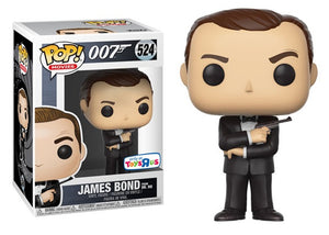 Pop! Movies: 007 - James Bond [Doctor No] (Toys R Us Exclusive) - Mom's Basement Collectibles