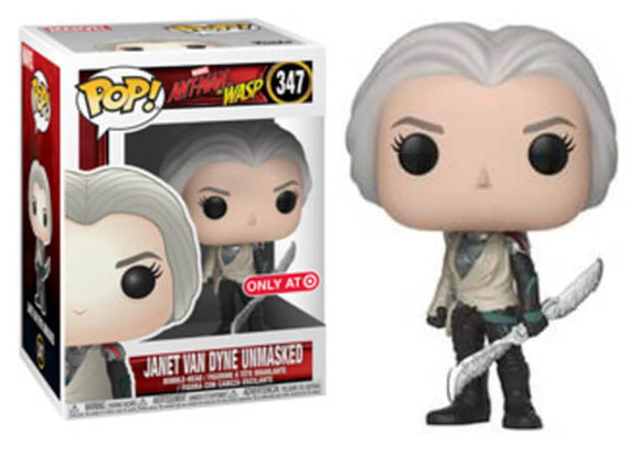 Pop! Marvel: Ant-Man & The Wasp - Janet van Dyne (Target Exclusive) - Mom's Basement Collectibles