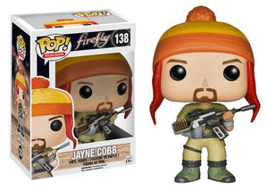 Pop! Television: Firefly - Jayne Cobb - Mom's Basement Collectibles