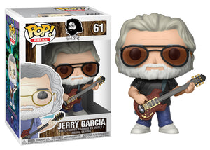 Pop! Rocks - Jerry Garcia - Mom's Basement Collectibles