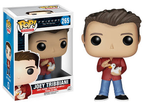 Pop! Television: Friends - Joey Tribbiani - Mom's Basement Collectibles