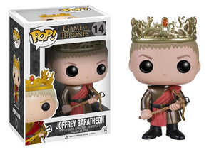 Pop! Television: Game of Thrones - Joffrey Baratheon - Mom's Basement Collectibles