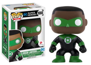 Pop! Heroes - Green Lantern [John Stewart] (Walgreens Exclusive) - Mom's Basement Collectibles