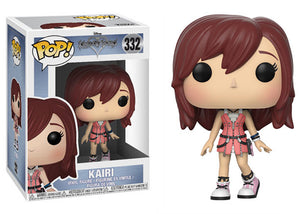 Pop! Disney: Kingdom Hearts - Kairi - Mom's Basement Collectibles