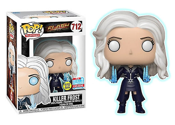 Pop! Television: The Flash - Killer Frost (Fall Convention Exclusive 2018) - Mom's Basement Collectibles