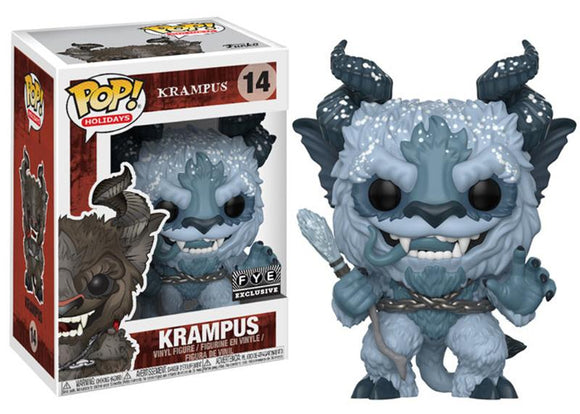 Pop! Holidays - Krampus (FYE Exclusive) - Mom's Basement Collectibles