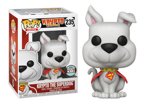 Pop! Heroes - Krypto The Superdog (Funko Specialty Exclusive) - Mom's Basement Collectibles