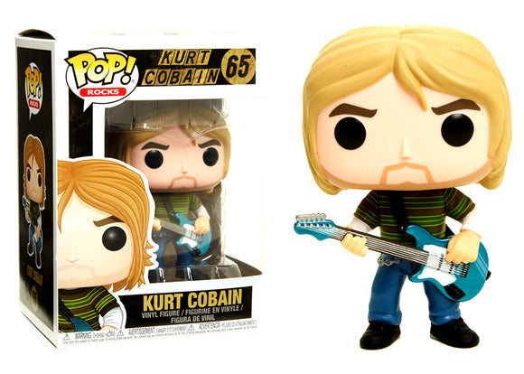 Pop! Rocks - Kurt Cobain - Mom's Basement Collectibles