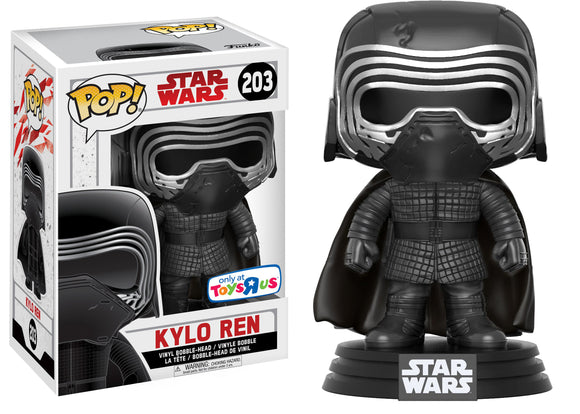 Pop! Star Wars - Kylo Ren (Toys R Us Exclusive) - Mom's Basement Collectibles