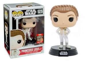 Pop! Star Wars - Leia [Hoth] (Galactic Convention Exclusive 2017) - Mom's Basement Collectibles
