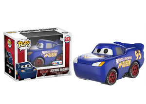 Pop! Disney: Cars 3 - Lightning McQueen (Toys R Us Exclusive) - Mom's Basement Collectibles