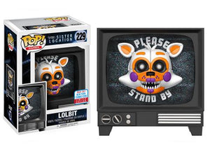 Pop! Games: Five Nights at Freddy's - Lolbit (Fall Convention Exclusive 2017) - Mom's Basement Collectibles