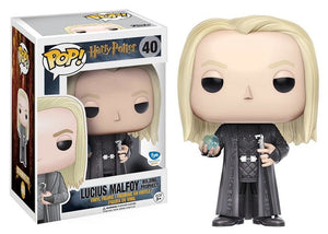 Pop! Harry Potter - Lucius Malfoy [Holding Prophecy] (FYE Exclusive) - Mom's Basement Collectibles