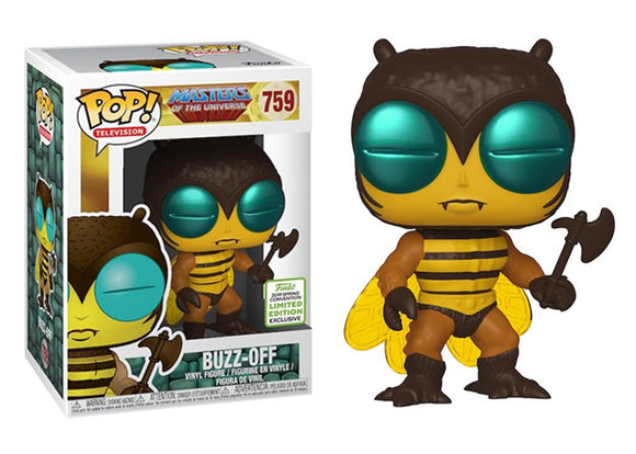 Pop! Television: Masters of the Universe - Buzz-Off (Spring Convention Exclusive 2019) - Mom's Basement Collectibles