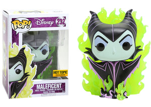 Pop! Disney - Maleficent *DAMAGED* - Mom's Basement Collectibles