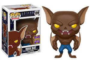 Pop! Heroes: Batman: TAS - Man Bat (Summer Convention Exclusive 2017) - Mom's Basement Collectibles