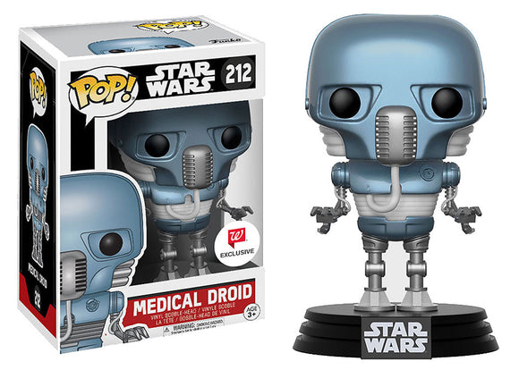 Pop! Star Wars - Medical Droid (Walgreens Exclusive) - Mom's Basement Collectibles