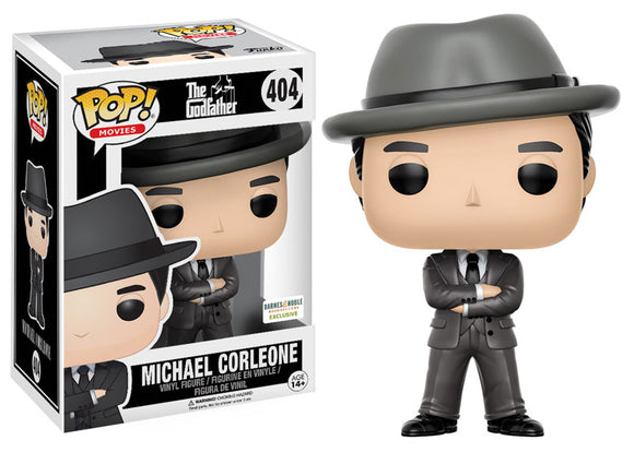 Pop! Movies: The Godfather - Michael Corleone (Barnes & Noble Exclusive) - Mom's Basement Collectibles