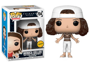 Pop! Television: Friends - Monica Geller [Frizzy Hair] (Chase) - Mom's Basement Collectibles