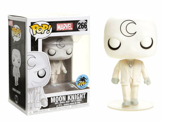Pop! Marvel - Moon Knight [Hot Topic] (LA Comic Con Exclusive 2017) - Mom's Basement Collectibles