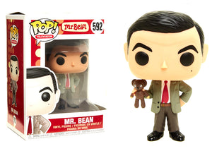 Pop! Television - Mr. Bean - Mom's Basement Collectibles