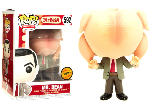 Pop! Television - Mr. Bean (Chase) - Mom's Basement Collectibles