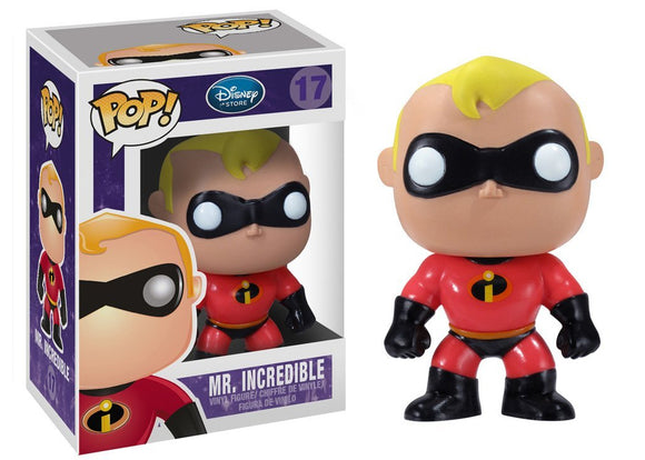 Pop! Disney - Mr. Incredible - Mom's Basement Collectibles