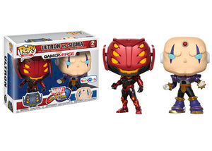 Pop! Games: Marvel VS Capcom Infinite - Ultron VS Sigma (Toys R Us Exclusive) - Mom's Basement Collectibles