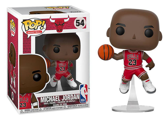 Pop! NBA: Bulls - Michael Jordan - Mom's Basement Collectibles