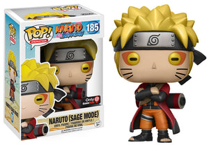 Pop! Animation: Naruto Shippuden - Naruto [Sage Mode] (Gamestop Exclusive) - Mom's Basement Collectibles