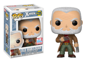 Pop! Marvel: X-Men - Old Man Logan (Fall Convention Exclusive 2017) - Mom's Basement Collectibles