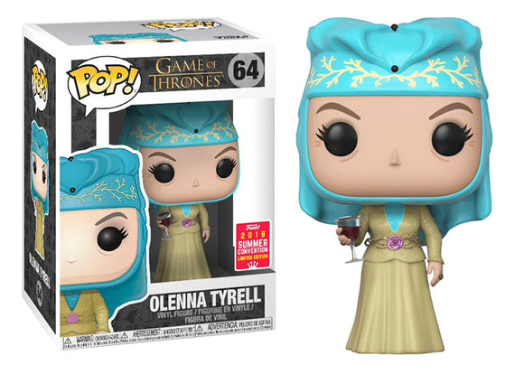 Pop! Game of Thrones - Olenna Tyrell (Summer Convention Exclusive 2018) - Mom's Basement Collectibles