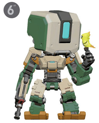 [PRE-ORDER] Pop! Games: Overwatch - Bastion - Mom's Basement Collectibles