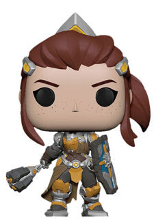 [PRE-ORDER] Pop! Games: Overwatch - Brigitte - Mom's Basement Collectibles