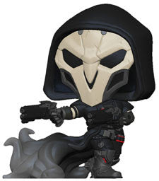 Pop! Games: Overwatch - Reaper [Wraith] - Mom's Basement Collectibles