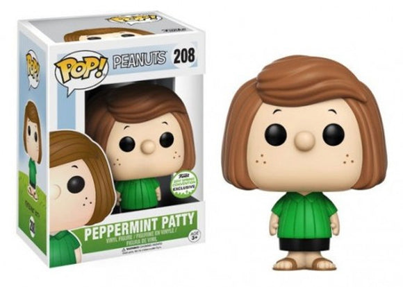 Pop! Animation: Peanuts - Peppermint Patty (Spring Convention Exclusive 2017) - Mom's Basement Collectibles