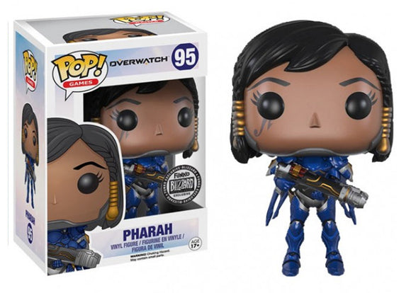 Pop! Games: Overwatch - Pharah (Blizzard Exclusive) - Mom's Basement Collectibles