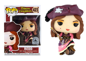 Pop! Disney: Pirates of the Caribbean - Redd (Disney Parks Exclusive) - Mom's Basement Collectibles