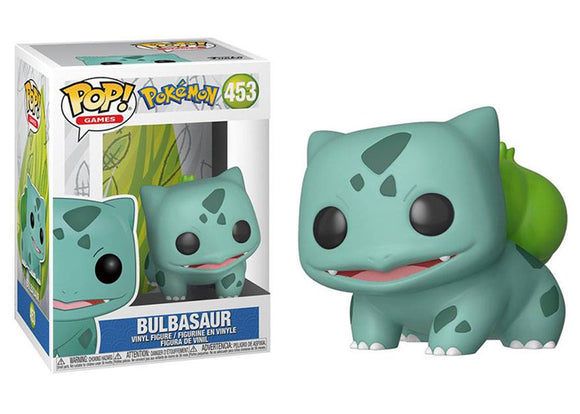 [PRE-ORDER] Pop! Games: Pokemon - Bulbasaur - Mom's Basement Collectibles